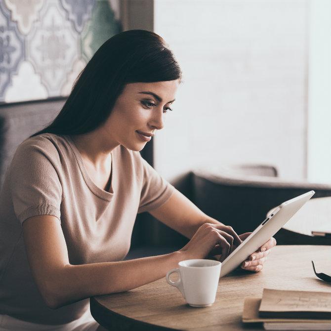 7 dicas para se adaptar à leitura de livros digitais