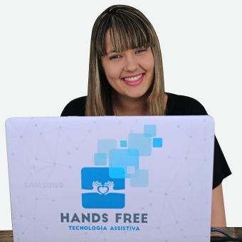 Faculdade Unyleya firma parceria com o Instituto HandsFree para pessoas com deficiências  físicas severas
