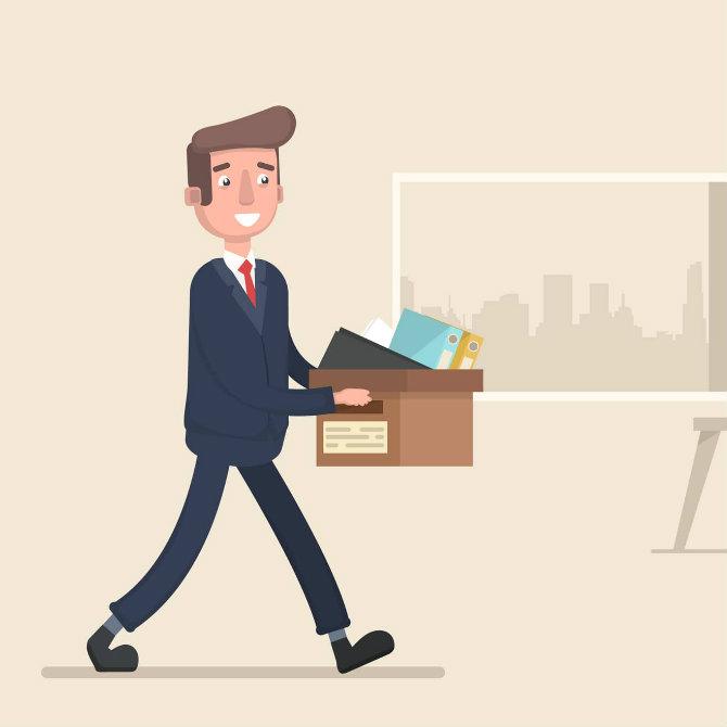 Recolocação profissional: 6 etapas para trocar de emprego sem aperto