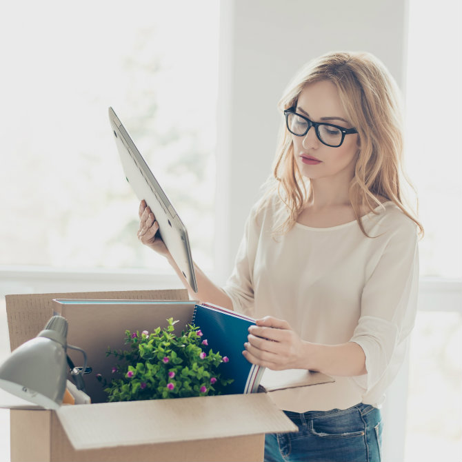Como se preparar para mudar de emprego?