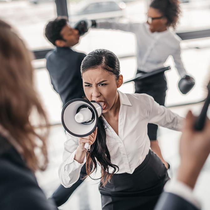 7 dicas para evitar conflitos e competição no trabalho