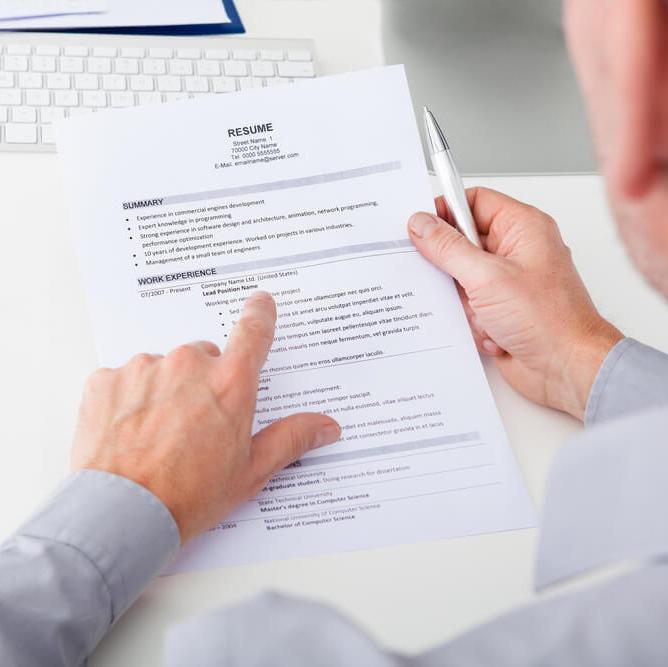 7 dicas para um currículo profissional impecável