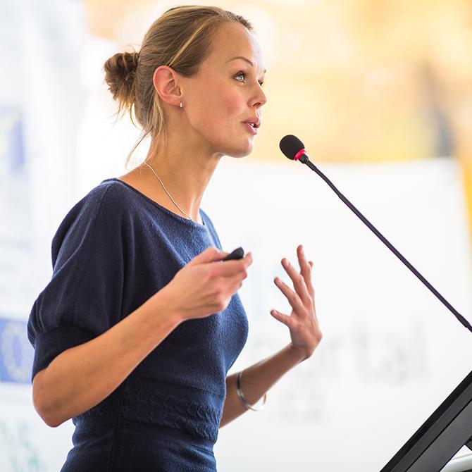 7 técnicas para falar em público sem medo