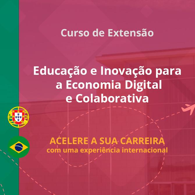 Inscrições abertas para curso de extensão em Portugal