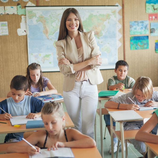 Conheça o curso de Pedagogia e realize esse sonho de ser professora