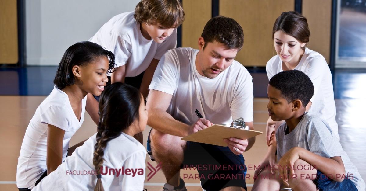 docência em educação física